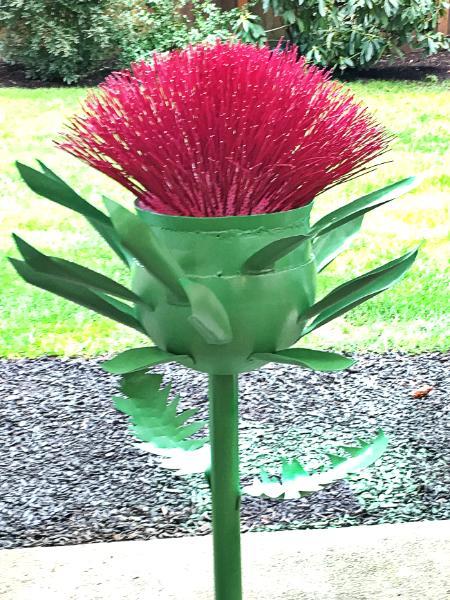 Custom Thistle for Garden
