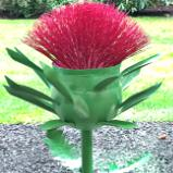 Custom Thistle for Garden