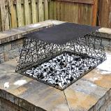 Custom Fire Pit Cover