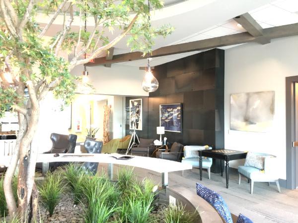 Steel Wall: Company Lounge